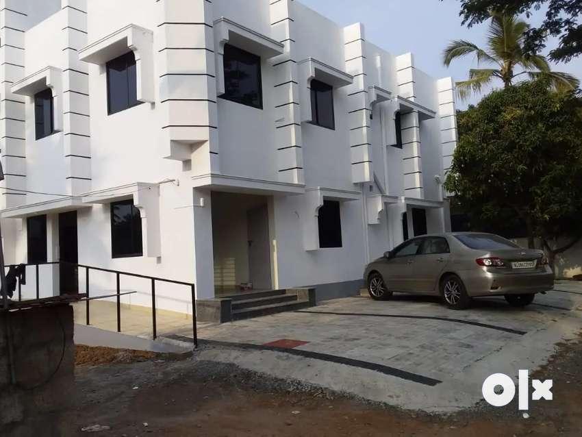 2 BHK New flats for Sale at Punkunnam Lenin Nagar for 36 Lakhs