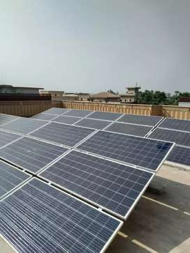 Complete Solar solution for home and commercial site