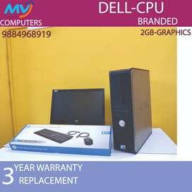 offer sale @4gb ram$cpu*computers@2gb graphic+3yrs warranty#500gb hdd