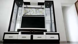 Living room Showcase display unit for TV (High end)