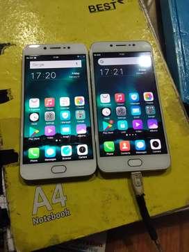 V5 best mobile with fingerprint sensor 2 mobiles
