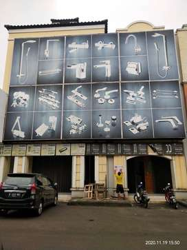 Disewakan Ruko Gandeng: Rukan Sutera Niaga 3 (8x15)