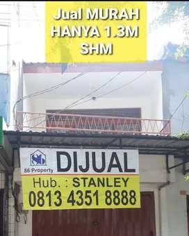 Dijual Ruko Jalan Ratulangi Poros depan Rumah sakit Labuang Baji