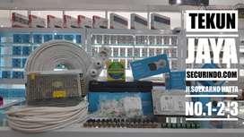 Promo Paket CCTV Hilook Tinggal Pasang