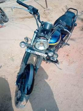 Avenger 150 street A1 condition