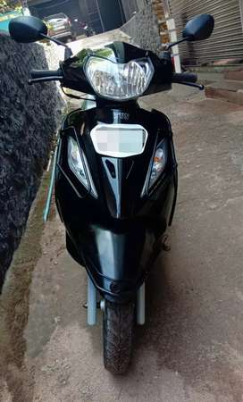 Buy this TVS Wego on Easy EMI and Warranty