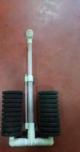 BioLogical Spoonge Filter