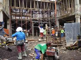 Jasa Cor Beton/Tukang Cor Beton/Pemborong Cor Beton/sewa lif cor