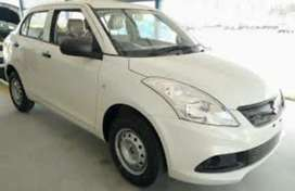 Brand new condition dezire car on rent @42000 per month only