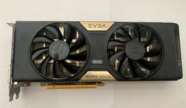 EVGA GTX 770 SC 4GB NVIDIA GeForce Video Graphic Card ACX ACTIVE COOLI