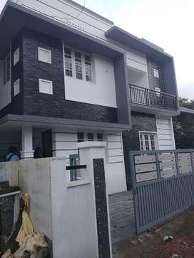 3 bhk 1300 sqft 3 cent new build house at edapally varapuzha area