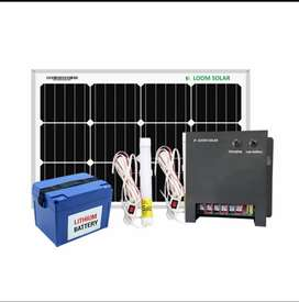Solar installation all types off grid just ask me any doubt about it..