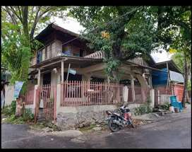 Rumah Stategis Sangat Cocok Renov Kos kosan (Area Kampus)