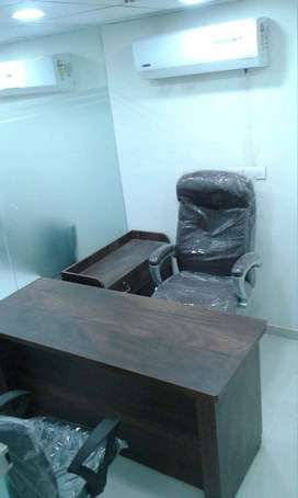 (RNT Marg) Furnished Office