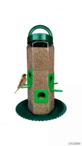 Bird Feeder with Hut