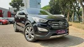 Hyundai Santa fe CRDi 2.2 2012 Kondisi Istimewa