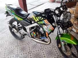 Ninja R 2014 mulus