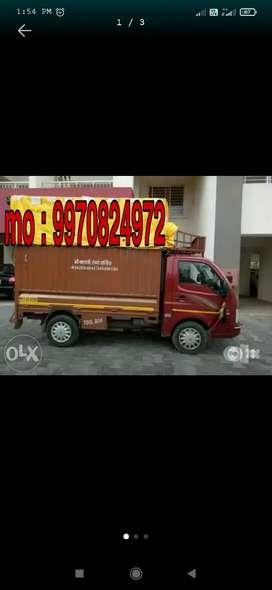 Tempo service all over Maharashtra