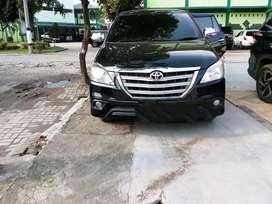 Innova thn 2012 type G hitam