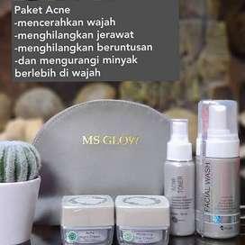 Paket Acne Series MS Glow