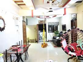 pent house newly furnished+roof & big private terrace(for sale 95lakh)