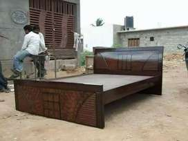 Mexican design brand new double cot