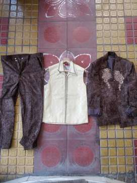 Combo jackets for children from 4 years to 10 year's
