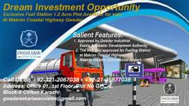 Exclusive Fuel Station Plot Available For sale in GIEDA