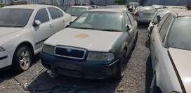 Skoda Octavia diesel all part's available