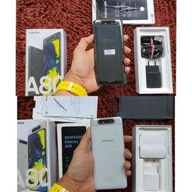 Samsung A80 Grs SEIN Februari 2021 Fullset Original