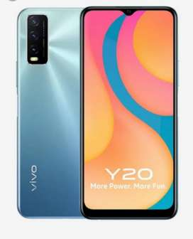 Vivo y20 exchange with I phone 7  no time pass