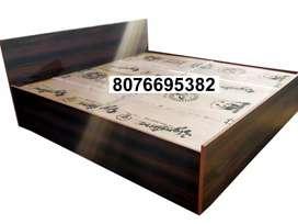 New doubel bed box