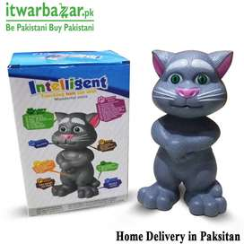 Intelligent Touching Tom Cat With Wonderful Voices Home Delivery in PK