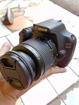 Canon 1200D Mulus