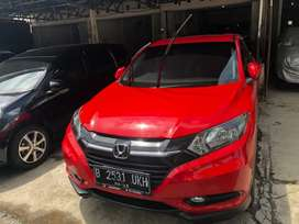 HONDA HRV E CVT AT MERAH 2018
