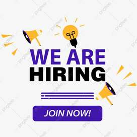 Female Account Manager Required Minimum 2 years Experience.