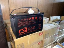 dry battery (CSB sole distributor) made in Taiwan