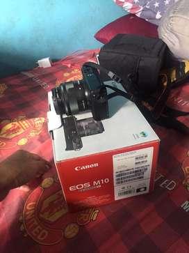 Camera m10 canon