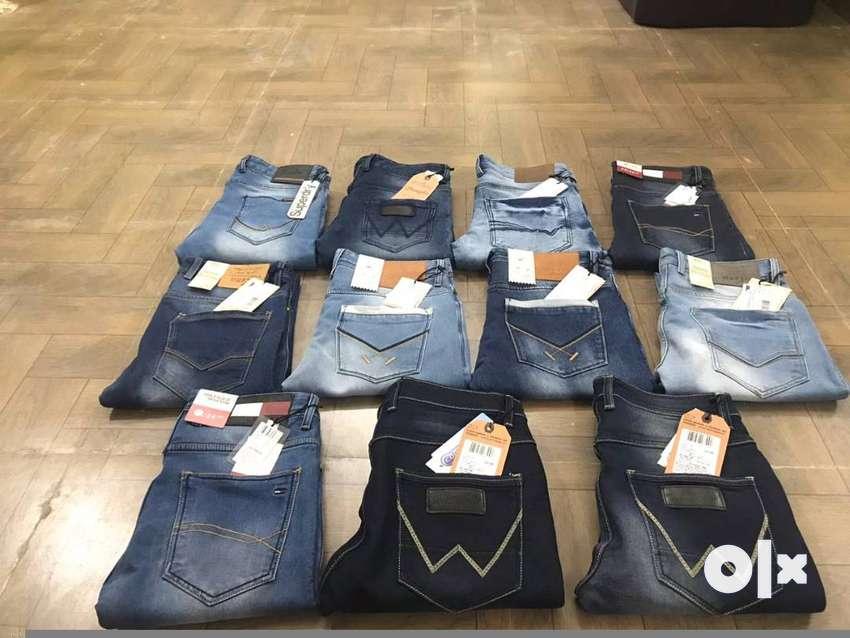 Men's branded jeans 0