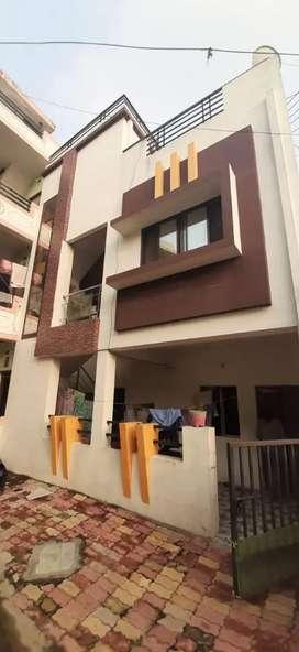 (code S 656 )4BHK duplex in B/h bapor police station.waghodiya road.