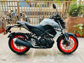 YAMAHA MT15 BS6 2020 model 1st owner mt 15