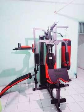 Home Gym 3 Sisi Sandsak & Situp Bench