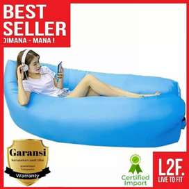Kursi Angin Air Sofa Lazy Air Bed Kasur malas santai camping /Lazy bag