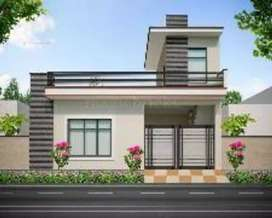 42 Lac me 150 Gaj New BDA Approved House