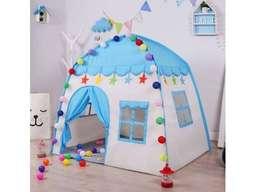 Tenda Rumah AN8112 Kado Mainan Kastil tenda anak model Rumah