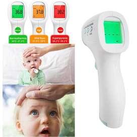 Thermometer Digital Infrared Gun/Termometer Suhu Tubuh/Alat ukur badan
