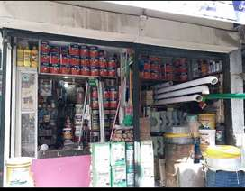 Paints and Hardware Running Business for sale