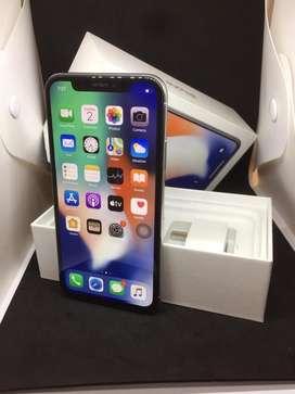 Iphone X-256gb with warranty