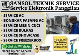 Service AC Kulkas Freezerbox Mesin Cuci Babat Lamongan