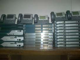 Cisco Used ,Refurbished,Old,Router,switches ,Security,VOIP CCIE,CCNA